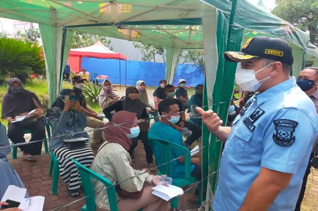 Tekan Angka Covid-19, Kabupaten Tangerang Miliki Drive Thru Vaksin hingga Tempat Singgah Pasien OTG