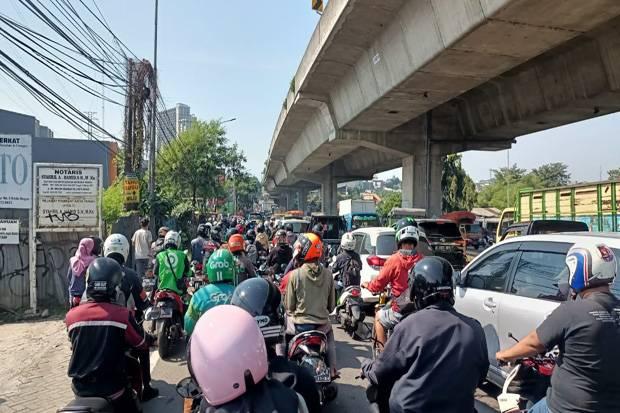 Ganjil Genap di Bogor Setiap Hari Kerja Bikin Macet Saja