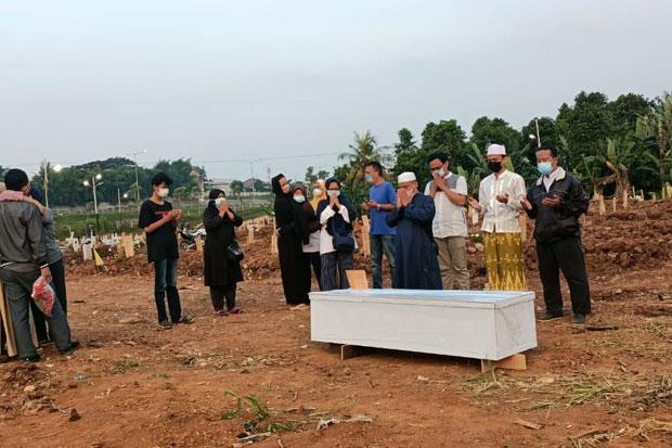 Di Tangsel, Pemakaman Jenazah Covid-19 Dipungut Retribusi Rp1 Juta