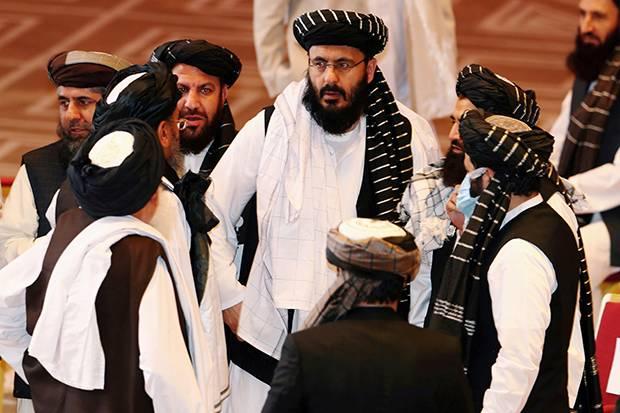China Berharap Taliban Bisa Berperan Dalam Proses Pembangunan Afghanistan