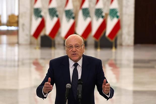 AS Desak PM Baru Lebanon Segera Bentuk Pemerintahan