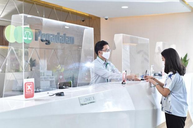 Pegadaian Makassar Ajak Masyarakat Investasi Sambil Donasi