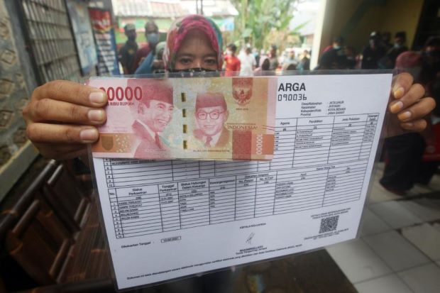Soal Dana Bansos Dipotong Rp50 Ribu, Polres Depok Periksa Ketua RW 05 Beji