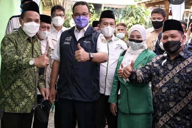Anies Sebut NU Jadi Teladan Hadapi Pandemi COVID-19