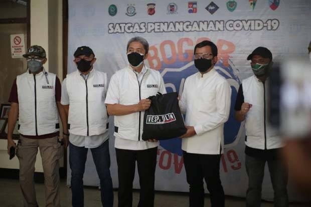 Bima Arya: Kolaborasi Ringankan Beban Warga di Masa Pandemi COVID-19