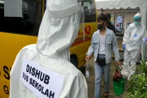 Tertinggi di DKI Jakarta, Sebanyak 12.908 Warga Jaktim Dievakuasi karena Covid-19