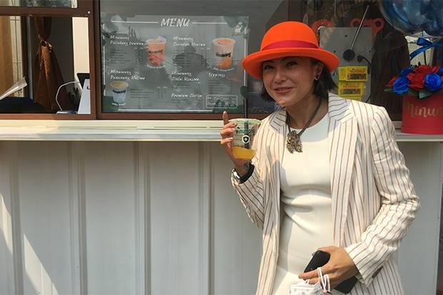 Bantu Tingkatkan Imun Masyarakat, Poppy Sovia Mantap Tekuni Bisnis Minuman Herbal