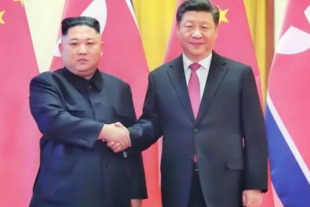 Kim Jong-un: Hubungan Persaudaraan dengan China Akan Tetap Abadi
