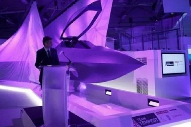 Kembangkan Jet Tempur Tempest, Inggris Beri Kontrak Rp5 Triliun ke BAE Systems