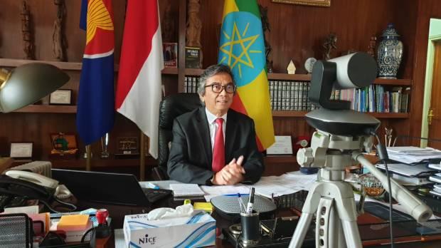 IESCOP KBRI Addis Ababa Menuju Program Global