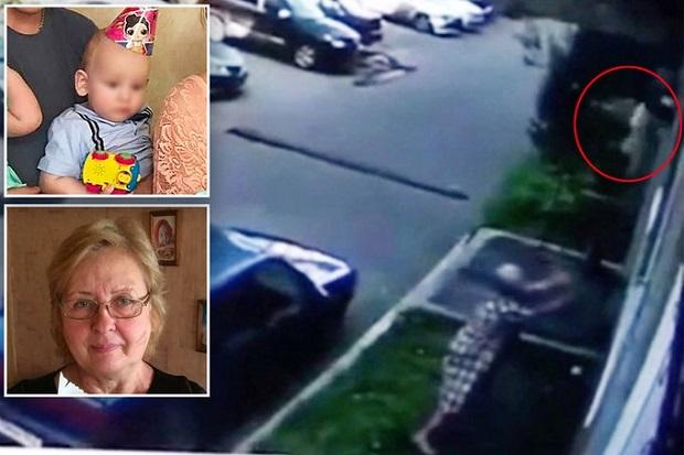 Tangkap Bayi Jatuh 4,5 Meter dari Lantai Dua, Nenek Ini Dicap Pahlawan