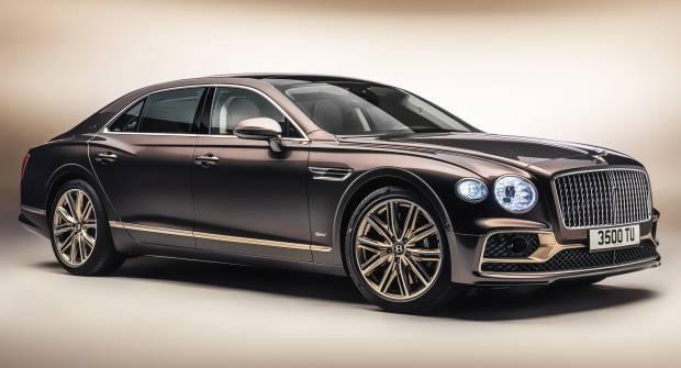 Bentley Akhirnya Jadikan Mobil Sedan Mewah Mereka Mobil Hibrid