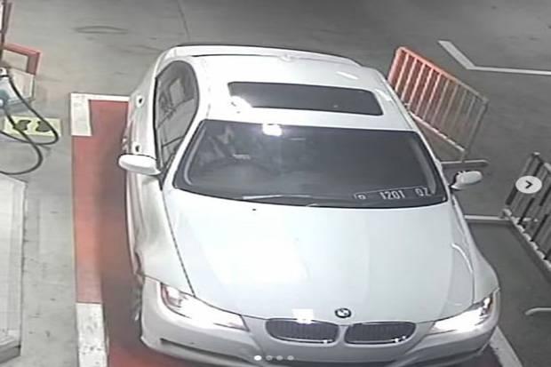Mobil BMW Kabur Tak Bayar BBM Rp600 Ribu, Warganet: Semalam Abis Balapan Liar