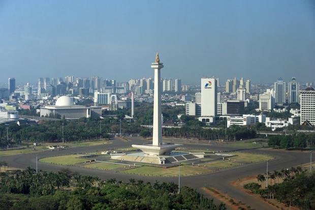 BMKG Prediksi Cuaca Ibu Kota Jakarta Sepanjang Hari Ini Cerah