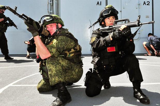 Cegah Ancaman dari Afghanistan, China-Rusia Gelar Latihan Kontraterorisme
