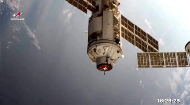 Jet Modul Rusia Menyala Misterius, Stasiun Antariksa Internasional Bergerak Liar