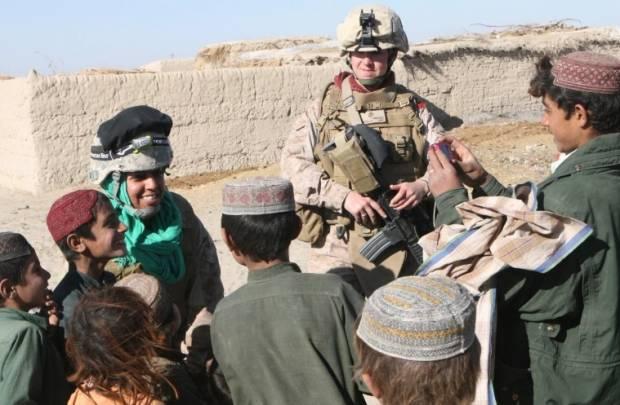 200 Warga Afghanistan yang Bekerja untuk AS Mulai Hidup Baru di Negeri Paman Sam