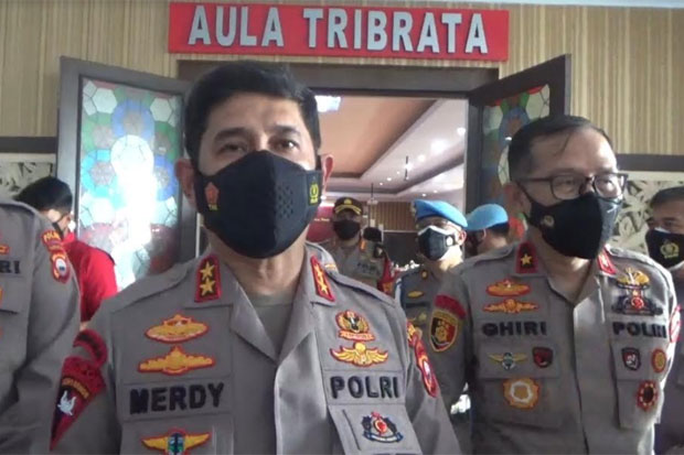 Polisi Ringkus Terduga Teroris Jaringan Poso di Makassar