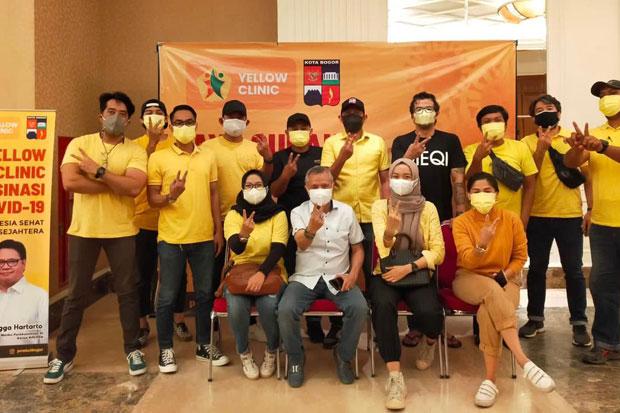 Herd Immunity Terus Digalakan, Vaksinasi di Kota Bogor Terus Digencarkan