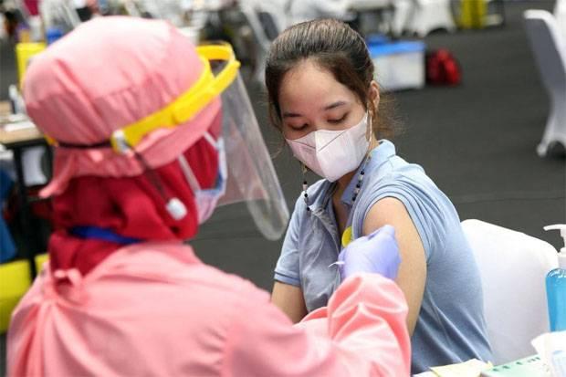 Wah Mantap! Capaian Vaksinasi Covid-19 di Wilayah Ini Tembus Lebih dari 50 Persen