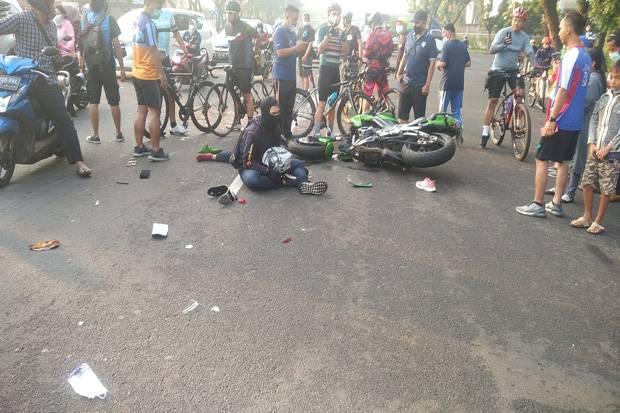 Warga yang Berolahraga di Bintaro Sering Lihat Moge Betot Gas, Cepat Ditindak Pak Polisi!