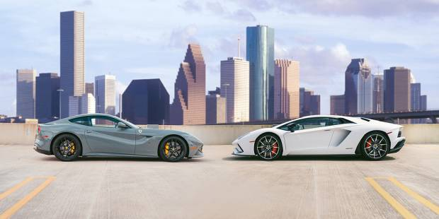 Sorry Ferrari, Lamborghini Jauh Lebih Menarik buat Anak Muda Superkaya