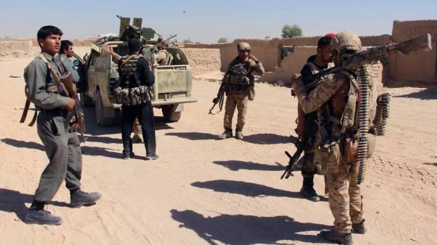 Perang Menggila, Taliban Kepung Kota di Afghanistan, Warga Diminta Mengungsi