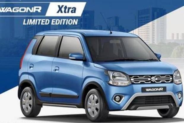 Tampilan Mini SUV di Suzuki Wagon R Xtra Edition Baru