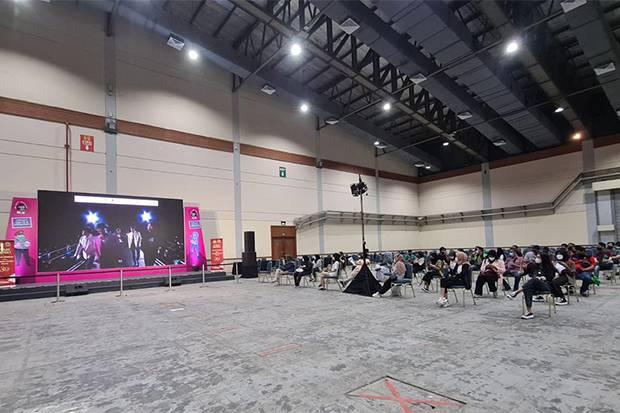 BTS Army Indonesia Bagikan 10.000 Dosis Vaksin Covid-19 ke Masyarakat, WHO Beri Apresiasi