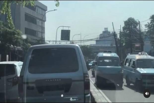 Warganet Keluhkan Putar Balik Palmerah yang Jadi Biang Kerok Kemacetan