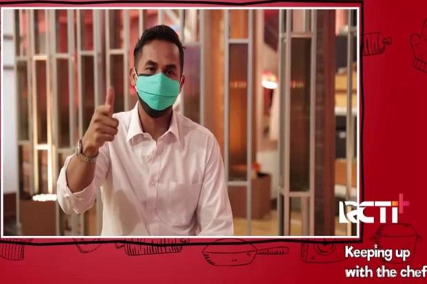 Pernah Gagal di Challenge Pasta, Adi Masterchef Indonesia S8 Bangkit Lagi