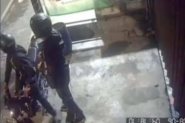 Pencurian di Restoran Seafood Tambora, Pelaku Gasak Laptop dan Motor Milik Karyawan