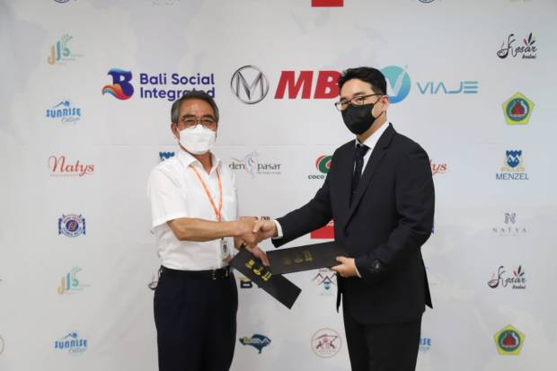 Viaje Indonesia Gandeng MBI Sediakan Motor Listrik di Bali