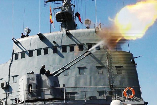 Rusia: NATO Provokasi Konflik di Laut Hitam