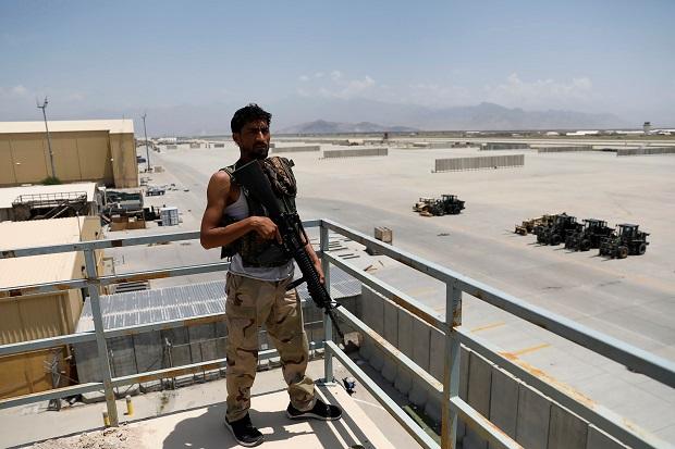Berkuasa, Taliban Bebaskan 5.000 Teroris ISIS dan al-Qaeda dari Penjara
