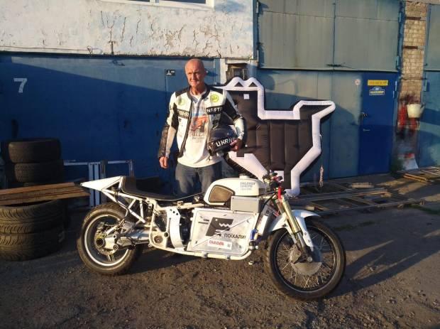 Delfast Pecahkan Rekor Dunia Terbaru dengan Motor Listrik Buatannya