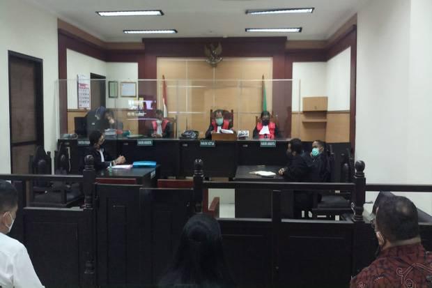 Hakim PN Tangerang Vonis 2 Terdakwa Mafia Tanah