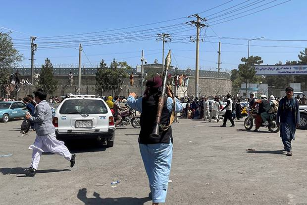 UE Gambarkan Situasi Afghanistan sebagai 'Bencana'