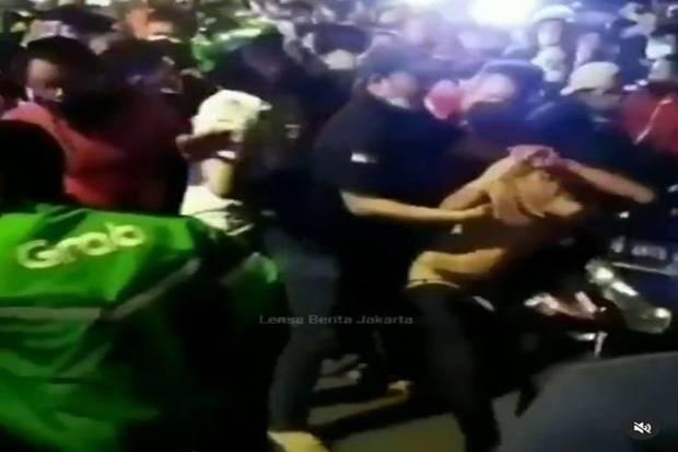 Pria Diduga Begal Oleskan Balsem ke Mata Driver Ojol di Tanjung Duren, Begini Penjelasan Polisi