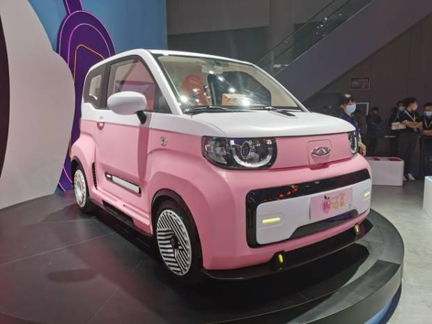 Ini Dia Mobil Listrik Chery Penantang Kuat Mobil Listrik Termurah di Dunia