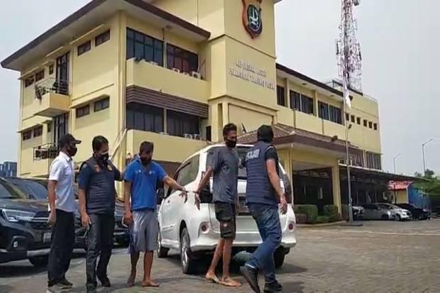 Polisi Ringkus 2 Pencuri Spesialis Speedometer Truk Trailer di Pelabuhan Tanjung Priok
