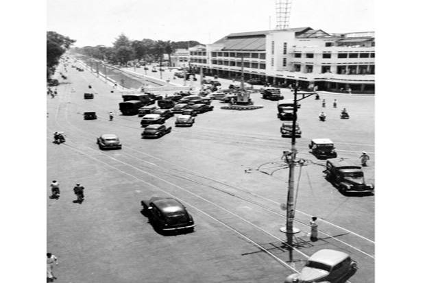 Sejarah Jalan Gajah Mada di Batavia, Dibangun Tahun 1648 oleh Kapten Tionghoa Phoa Beng Gan