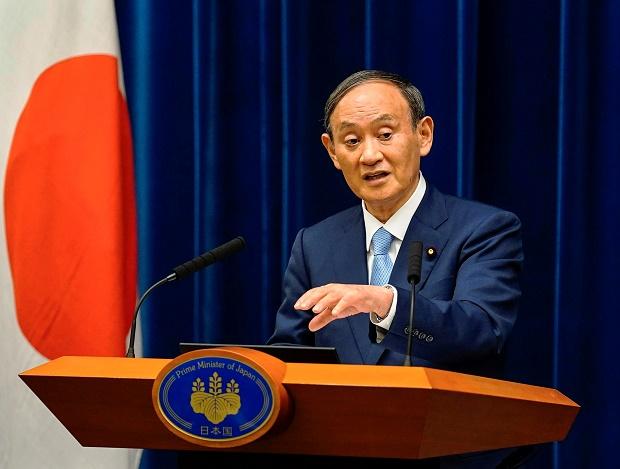 Yoshihide Suga akan Mundur sebagai Perdana Menteri Jepang