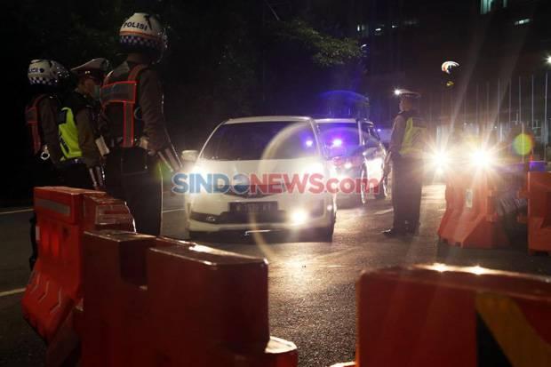 Malam Ini, Polda Metro Jaya Terapkan Crowd Free Night