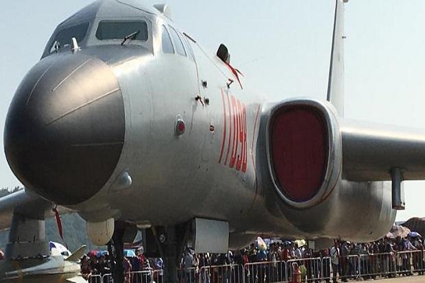 19 Pesawat Termasuk Bomber Nuklir China Serbu ADIZ Taiwan
