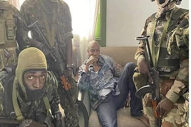 Rusia Serukan Militer Segera Bebaskan Presiden Guinea