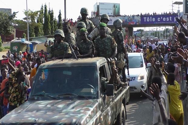 AS Kecam Pasukan Khusus Guinea Mengudeta Presiden Conde