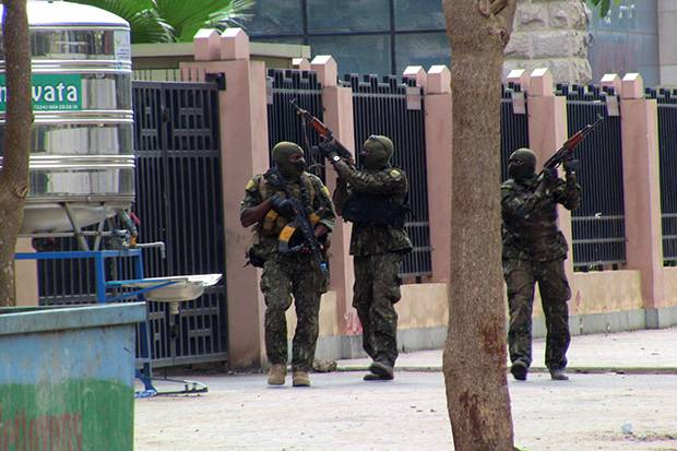 Turki Kecam Keras Upaya Kudeta di Guinea