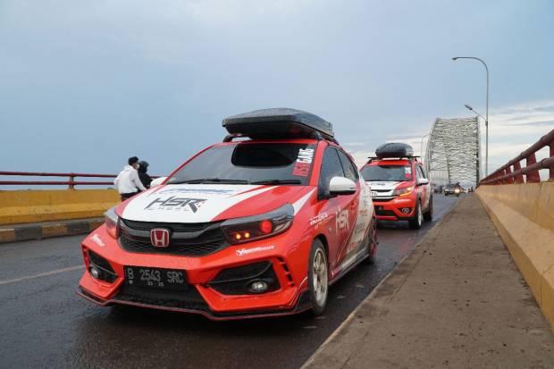 Terkenal Keras, Jalan Lintas Sumatera Jadi Uji Durabilitas Velg HSR Wheel