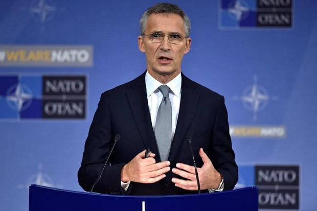 NATO Cemas dengan Pembangunan Silo Rudal Nuklir Baru China